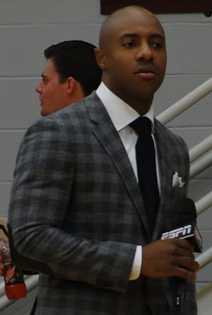 Jay Williams (basketball) - Williams on ESPN