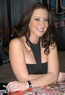 Jayden James at AEE 2007 Thursday 2.jpg
