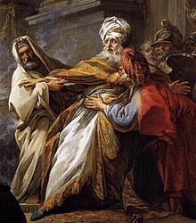 Jean-Honoré Fragonard - Jeroboam Offering Sacrifice for the Idol - WGA08049 (cropped).jpg