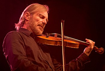 English: Jean-Luc Ponty at the Nice Jazz Festi...
