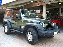 Jeep Wrangler Diesel >> Jeep Wrangler Jk Wikipedia