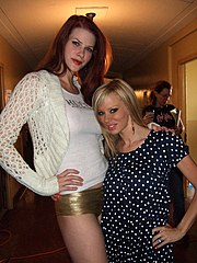 Jenna Jameson Penny Drake Zombie Strippers
