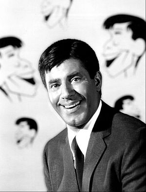 Jerry Lewis - Lewis in 1973.