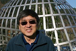 Jinchao Xu mathematician