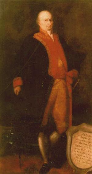 Pino, Joaquín del (1729-1804)