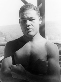 Joe Louis American boxer
