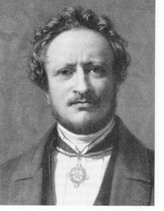 Bell–Magendie law - Johannes Peter Müller