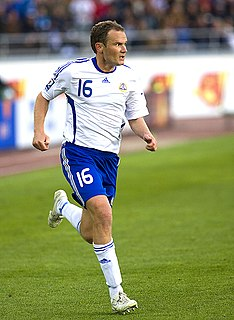 Jonatan Johansson (footballer) Finnish footballer and coach