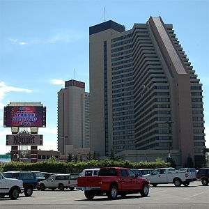 Sparks, Nevada - Nugget Casino Resort in Sparks