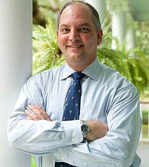 John Bel Edwards - Image: John Bel Edwards