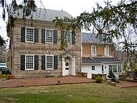 Mordecai Lincoln S Berks County Home