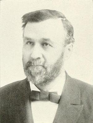 John L. Gibbs - Image: John La Porte Gibbs