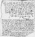 John Leverett Letter Fragment 1653 - NARA - 192948.jpg