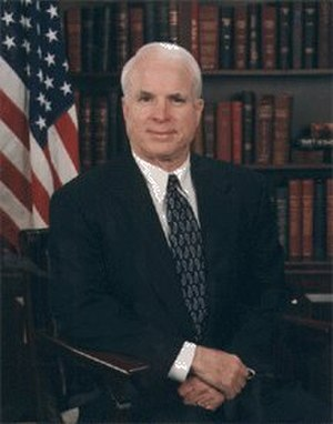 United States Senate election in Arizona, 1992 - Image: John Mc Cain Official Other Version
