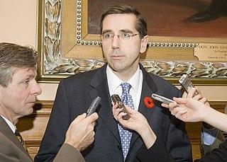 John Milloy politician in Ontario, Canada