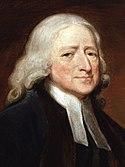 John Wesley portrait