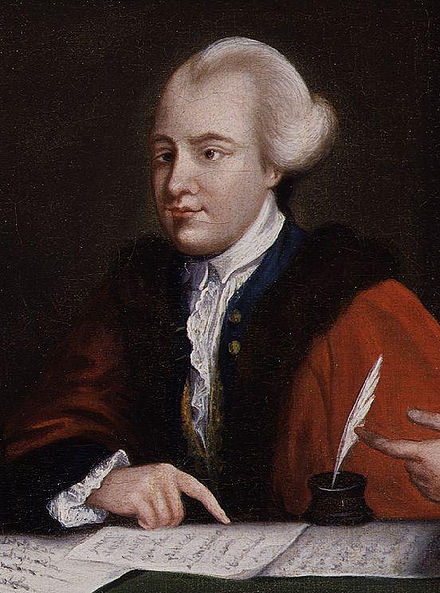 John Wilkes (1725-1797), initially a young radical journalist, then gradually more conservative; one of the first documented odd fellows. John Wilkes after Richard Houston.jpg