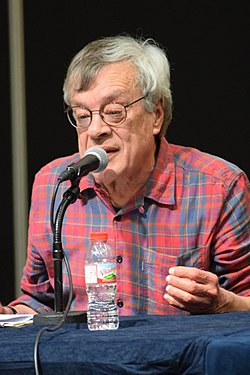 José Muñoz at the Barcelona Internacional Comic Fair (2017)