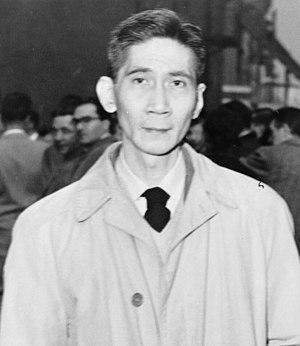 Jose Garcia Villa - José García Villa in 1953