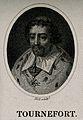 Joseph Pitton de Tournefort. Line engraving. Wellcome V0005872ER.jpg