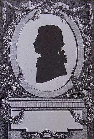 Joseph Van Praet - Profil de J. Van Praet par Gonnord