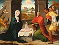 Juan Correa de Vivar - Adoration of the Shepherds - Google Art Project.jpg