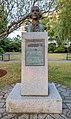 Juan Francisco de la Bodega y Quadra bust, Victoria, British Columbia, Canada 10.jpg