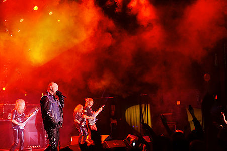 Judas Priest at Summerfest