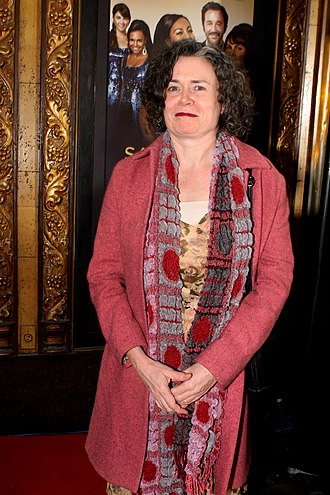 Judith Lucy - Judith Lucy at The Sapphires movie premiere at State Theatre, Sydney, Australia