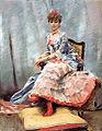 Julius Leblanc Stewart Portrait Of Laure Hayman 1882.jpg
