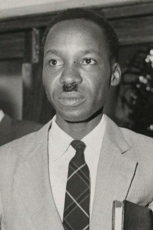 Julius Nyerere - Nyerere, late 1950s.
