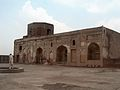 July 9 2005 - The Lahore Fort-Courtyard adjacent to the Shish Mahal.jpg