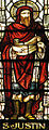 Justin Martyr. Great St Mary's church in Cambridge.jpg