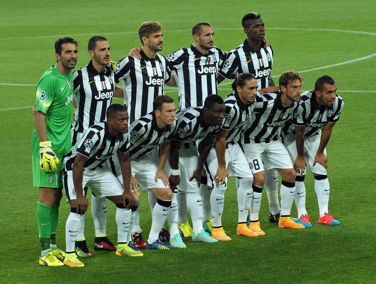 Juventus Football Club 2014-2015 - Wikipedia