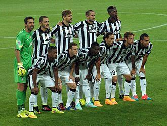 2014–15 Serie A - 2014–15 Juventus team