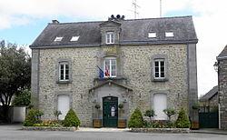 Juvigné (53) Mairie.JPG