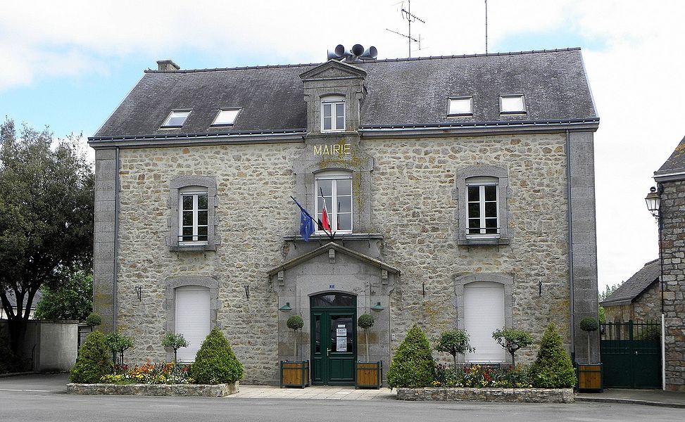Mairie de Juvigné (53).