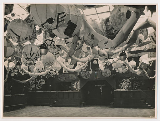 Künstlerhaus Archiv Publikation zum Gschnas-Fest Gross-Peking 29. Februar 1892