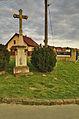 Kříž na křižovatce ulic Nová, Brněnská a Pod Hlubnou, Kunštát, okres Blansko.jpg