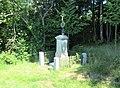 Kříž u cesty ke Křížové cestě v Brtníkách (Q104873560) 01.jpg