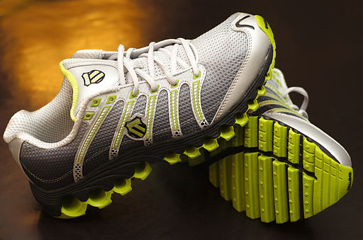 K-Swiss Tubes Run 100 running shoe