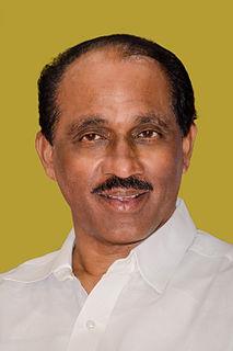 K. Babu Indian politician