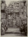 KITLV 28143 - Céphas - Sculpture of Shiva in the Shiva Temple, Prambanan - 1895-04.tif