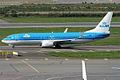KLM, PH-BCB, Boeing 737-8K2 (16455518602).jpg