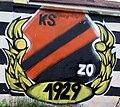 KSZO Ostrowiec Coat of Arms graffiti.jpg