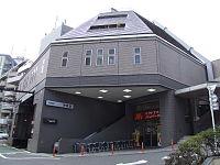 KTR Shinsen station North.JPG