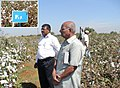 Kaderbad Ravindranath with Pocha Brahmananda Reddy-Bharati-seeds-F1-S.jpg