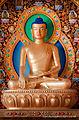 Kagyu Samye Dzong London Main Buddha.jpg
