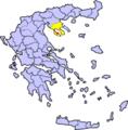 Kallithea Chalkidiki Greece - Locator Map.png