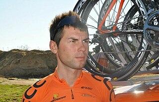 Kamil Zieliński Polish cyclist